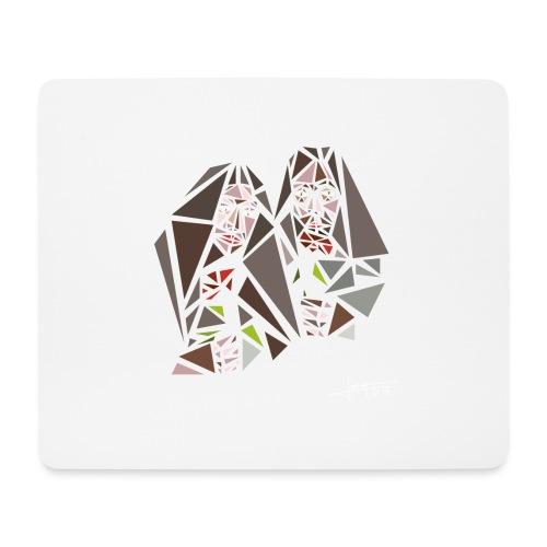 john-yoko.png - Tapis de souris (format paysage)