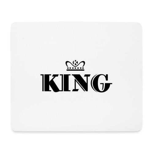 King - Mousepad (Querformat)