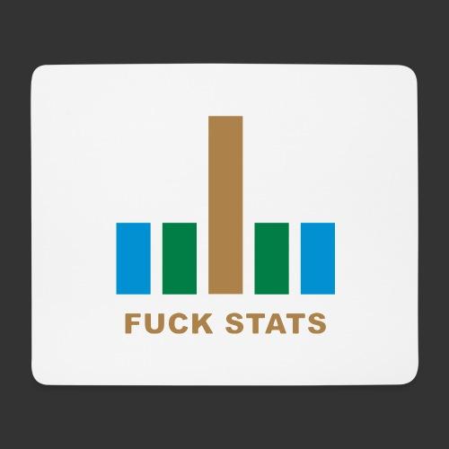 F*CK Stats - Tapis de souris (format paysage)
