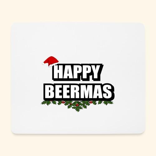 HAPPY BEERMAS AYHT - Mouse Pad (horizontal)