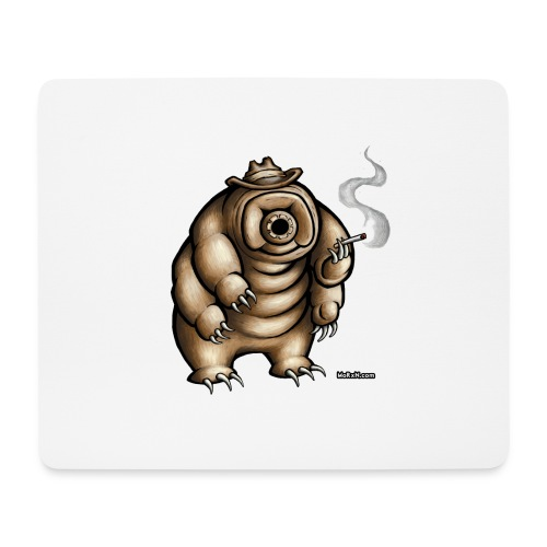 Smokey the Water Bear - Mouse Pad (horizontal)