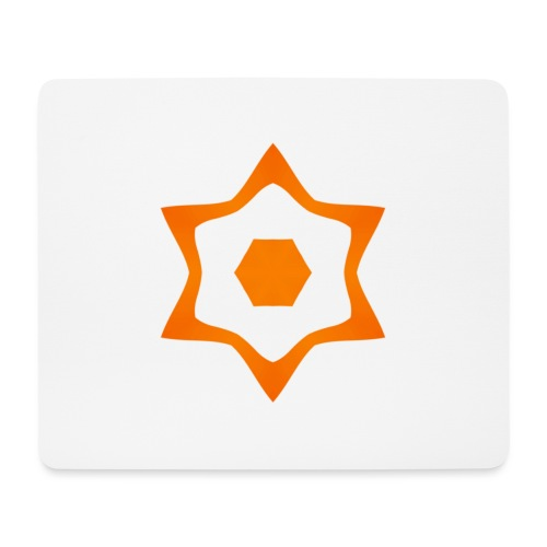Star - Mouse Pad (horizontal)