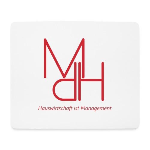 MdH - Hauswirtschaft ist Management - Mousepad (Querformat)