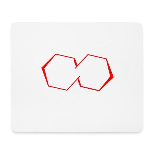 Pentagon Logo - Mousepad (Querformat)