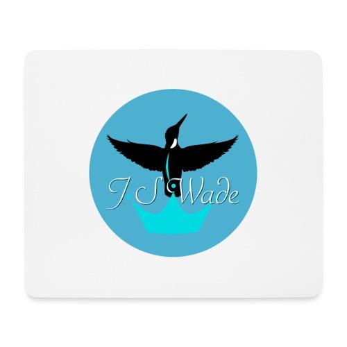 J S Wade Logo - Mouse Pad (horizontal)