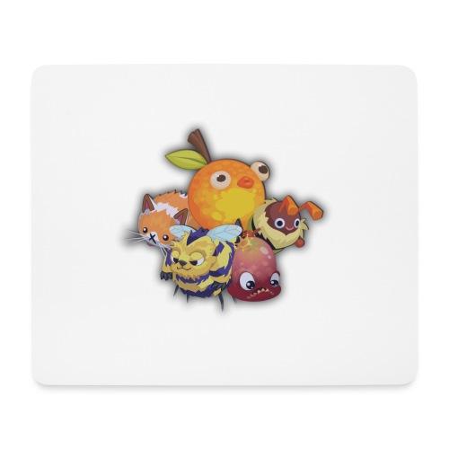 Clicker Mobs - Tapis de souris (format paysage)