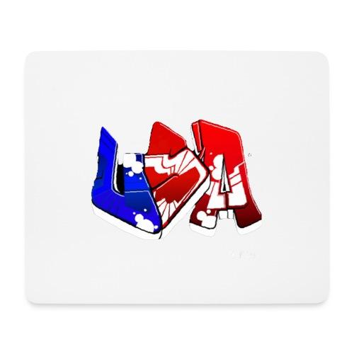 USA - Tapis de souris (format paysage)