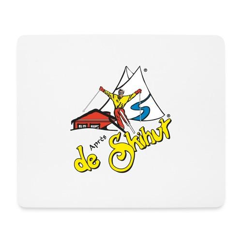 14787 fl tshirt logo skihut rotterdam - Muismatje (landscape)