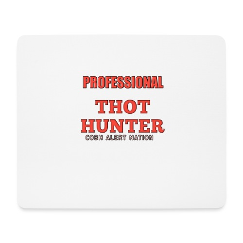 THOTHUNTER - Mouse Pad (horizontal)