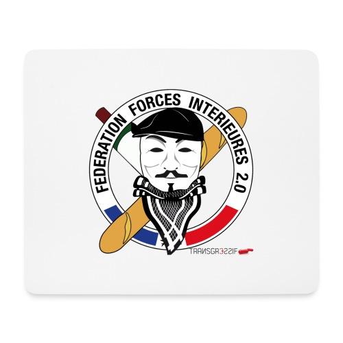FFi Anonymous - Tapis de souris (format paysage)