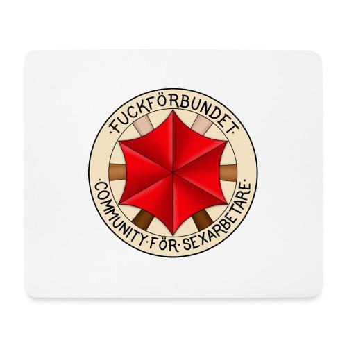 FFLogga - Mouse Pad (horizontal)