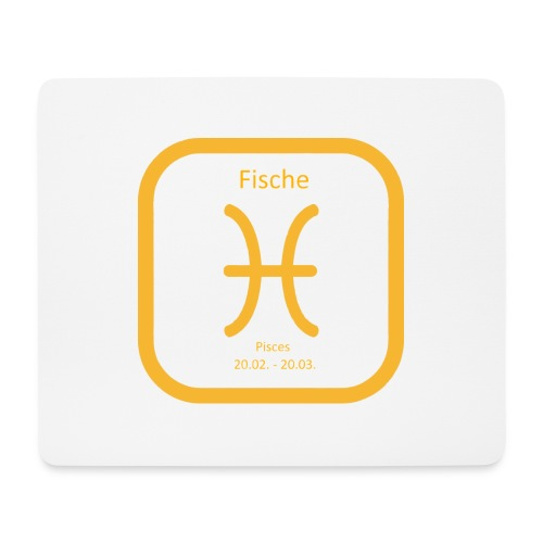 Horoskop Fische12 - Mousepad (Querformat)