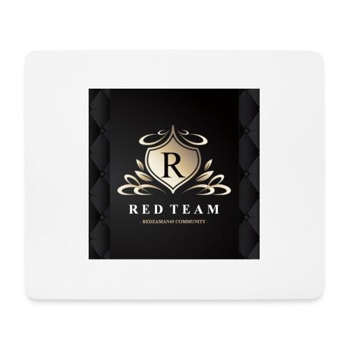 Red Team by Redzaman45 - Tapis de souris (format paysage)