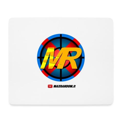 Logo MR - Tappetino per mouse (orizzontale)
