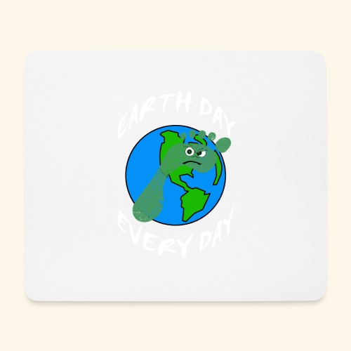 Earth Day Every Day - Mousepad (Querformat)