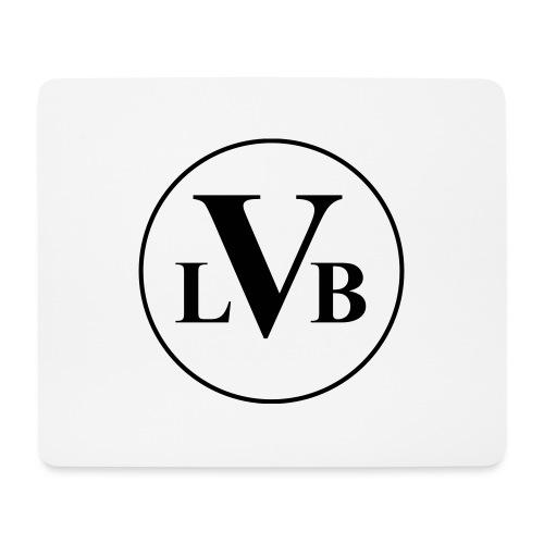 Beethoven Logo 01 - Mousepad (Querformat)