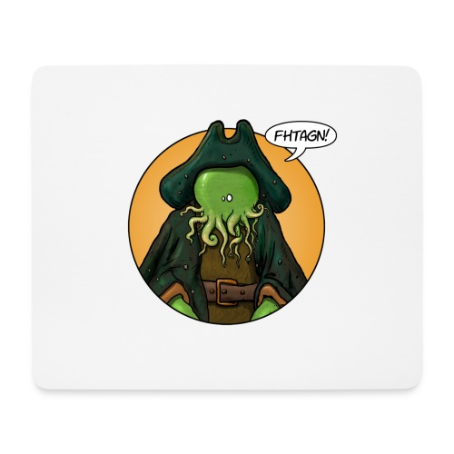 Cthulhoo Davy - Tapis de souris (format paysage)