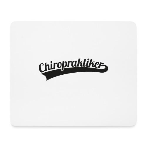 Chiropraktiker (DR20) - Mousepad (Querformat)