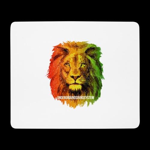THE LION OF JUDAH - Mousepad (Querformat)