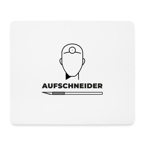 Aufschneider (DR6) - Mousepad (Querformat)