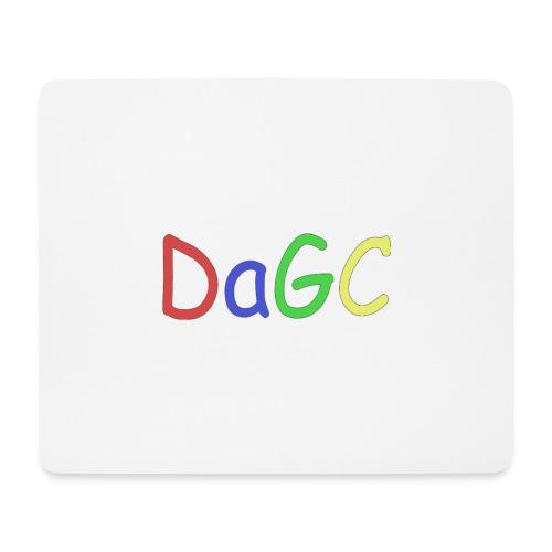 DaGC Comic Sans - Musmatta (liggande format)