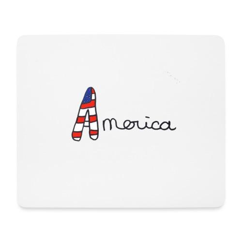 America - Tapis de souris (format paysage)