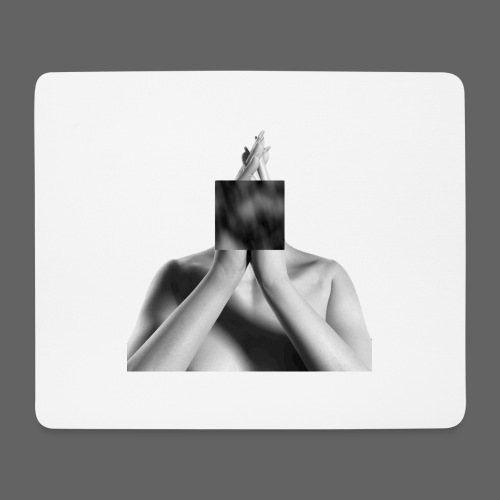 kube w - Mouse Pad (horizontal)