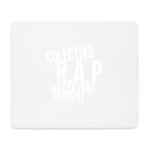 SOLO PARA AMANTES DEL RAP// Colectivo R.A.P - Alfombrilla de ratón (horizontal)