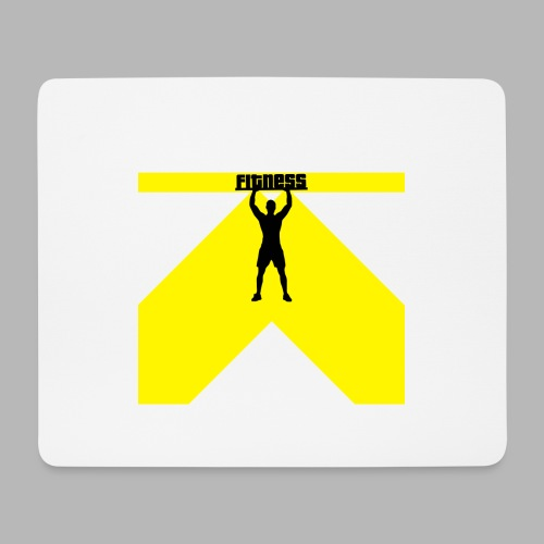 Fitness Lift - Mousepad (Querformat)
