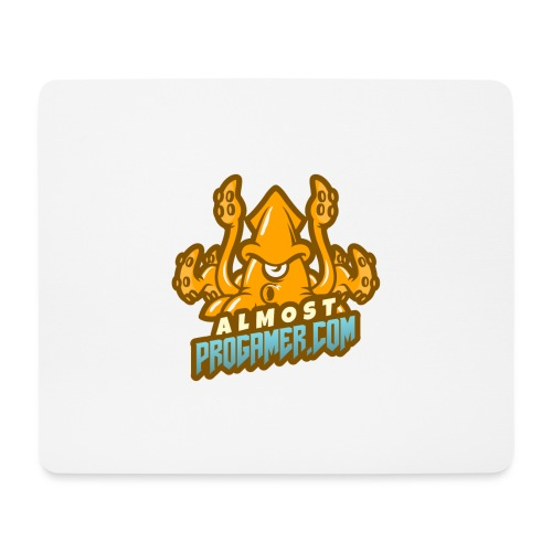 gaming logo maker featuring a squid monster 1847f - Tappetino per mouse (orizzontale)