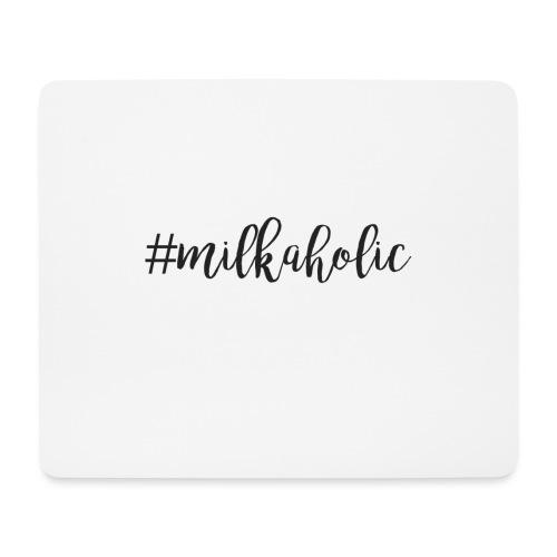 #milkaholic - Babybody - Mousepad (Querformat)