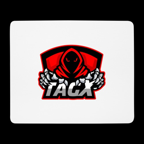 TagX Logo with red borders - Hiirimatto (vaakamalli)