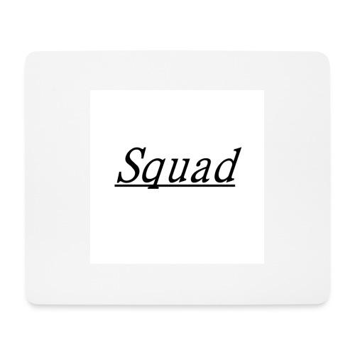 Squad - Mousepad (Querformat)