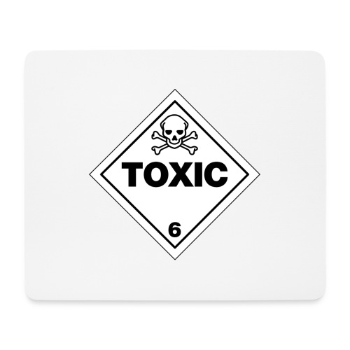 Toxic - Mouse Pad (horizontal)
