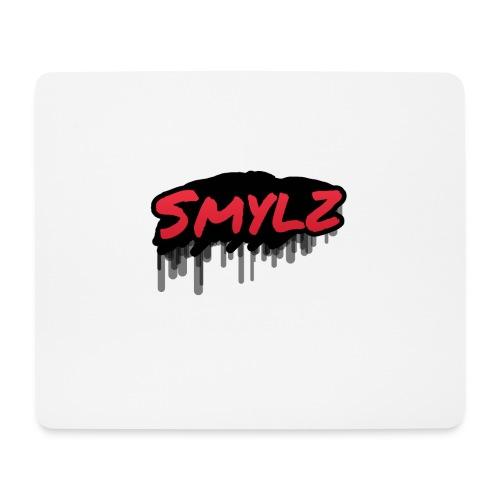 Smylz graffiti logo - Musmatta (liggande format)