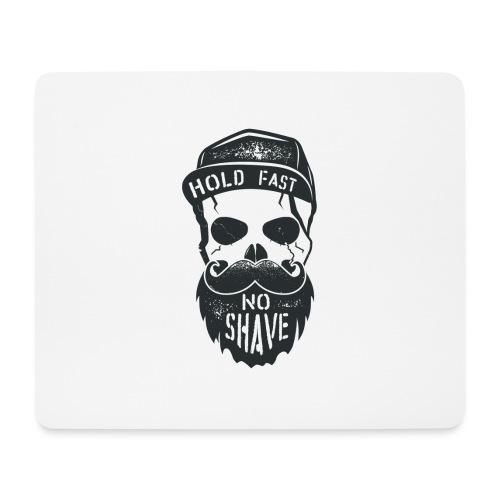 No Shave - Mousepad (Querformat)