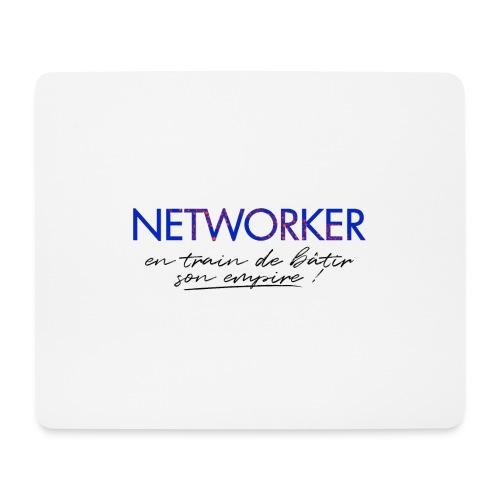 Networker & son empire - Tapis de souris (format paysage)