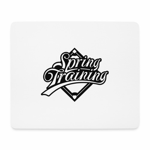 Spring Training - Mousepad (Querformat)