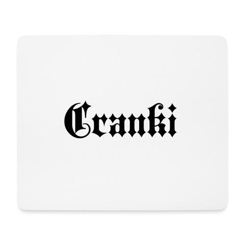Cranki Classic - Mousepad (Querformat)