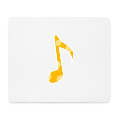 Basic logo - Mouse Pad (horizontal)