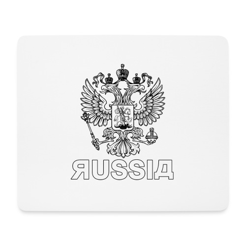 RUSSIA - Mousepad (Querformat)
