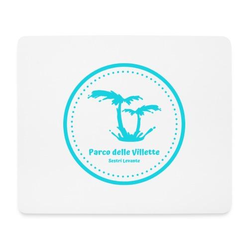 LOGO PARCO DELLE VILLETTE - Tappetino per mouse (orizzontale)