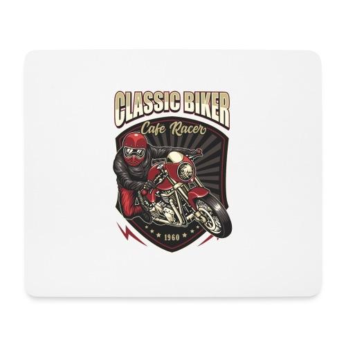 Classic Biker - Tappetino per mouse (orizzontale)