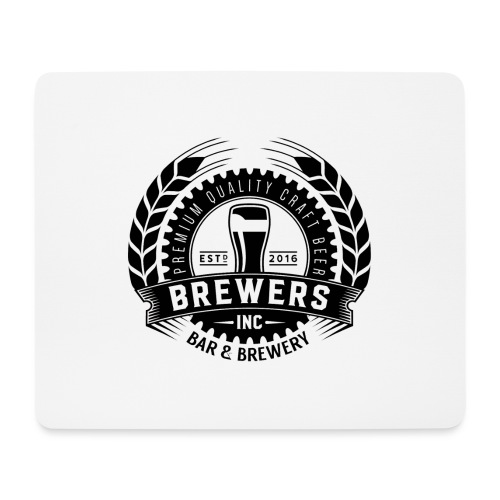 Logo - Mousepad (bredformat)