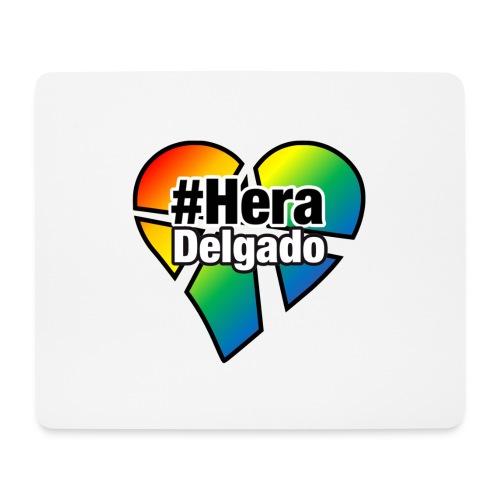 #HeraDelgado - Mousepad (Querformat)