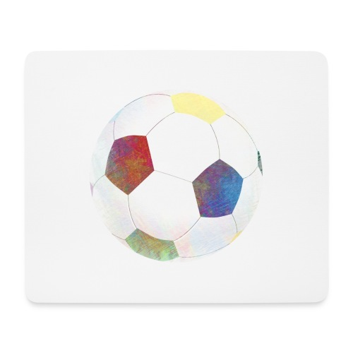 New Lesser Spotted Football Lojo - Mouse Pad (horizontal)