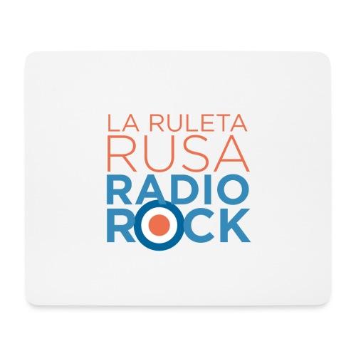 La Ruleta Rusa Radio Rock. Portrait Primary. - Alfombrilla de ratón (horizontal)