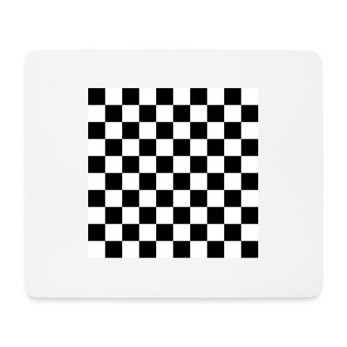 BlackWhite - Mousepad (Querformat)