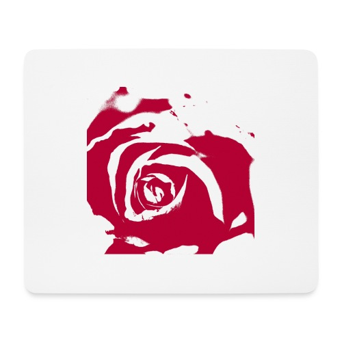 ROSE - Mousepad (Querformat)