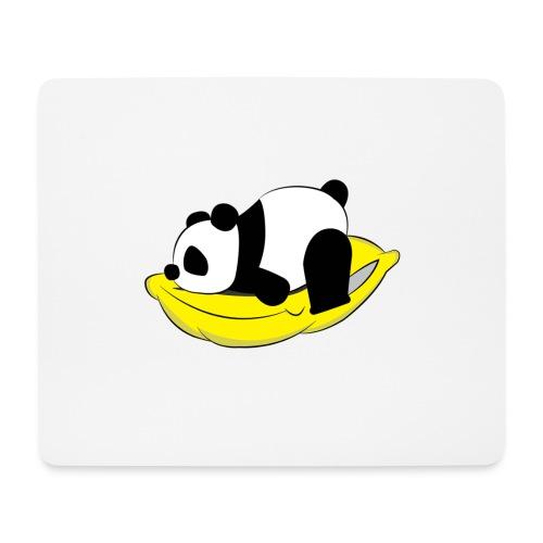 Panda Sleeping / Panda durmiendo - Alfombrilla de ratón (horizontal)